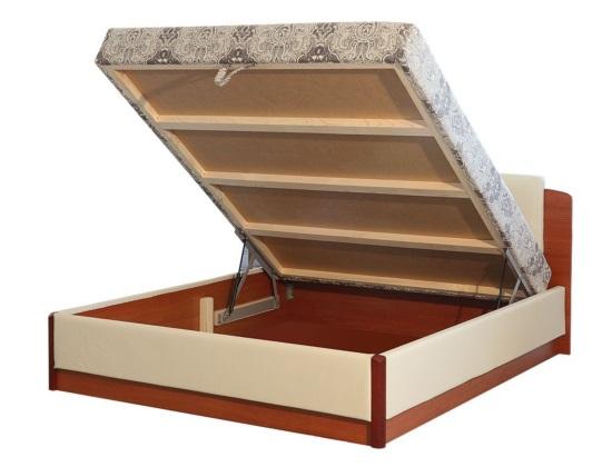 Тахта-кровать с подъемным механизмом