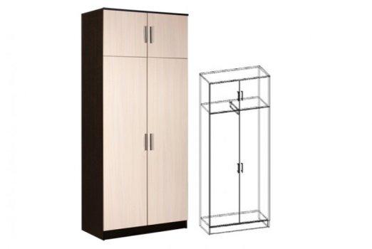 Шкаф двухдверный (прихожая Машенька)
