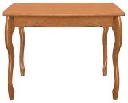 Стол обеденный с фигурной ножкой (нога резная)
