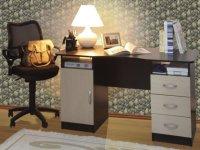 Стол письменный 2-х тумбовый (Олимп)