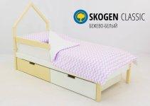 Детская кровать-домик мини Бельмарко