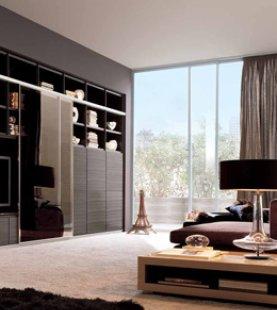 Шкафы и стенки